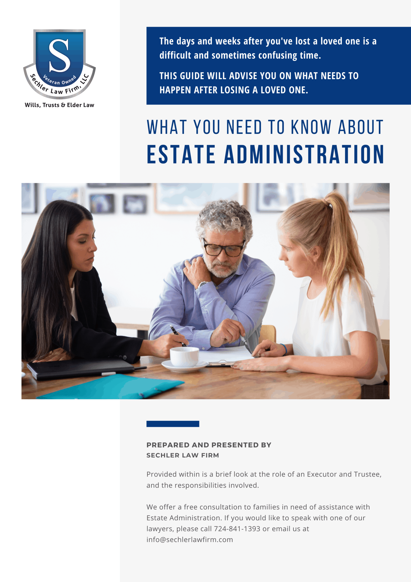 What You Need to Know About Estate Administration